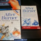 After Burner - Sega Master System - Complete CIB