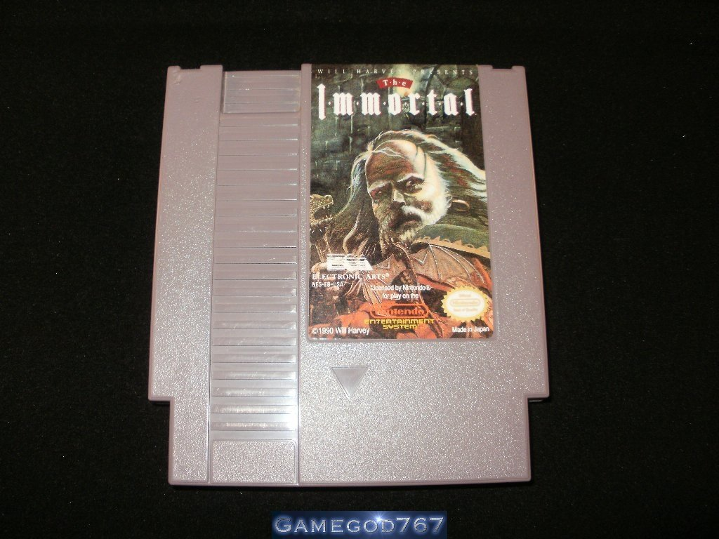 Immortal - Nintendo NES