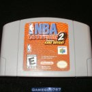 NBA Courtside 2 Featuring Kobe Bryant - N64 Nintendo