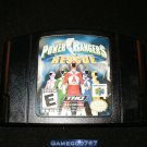 Power Rangers Lightspeed Rescue - N64 Nintendo