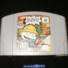 Rugrats Scavenger Hunt - N64 Nintendo