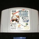 NHL Blades of Steel 99 - N64 Nintendo