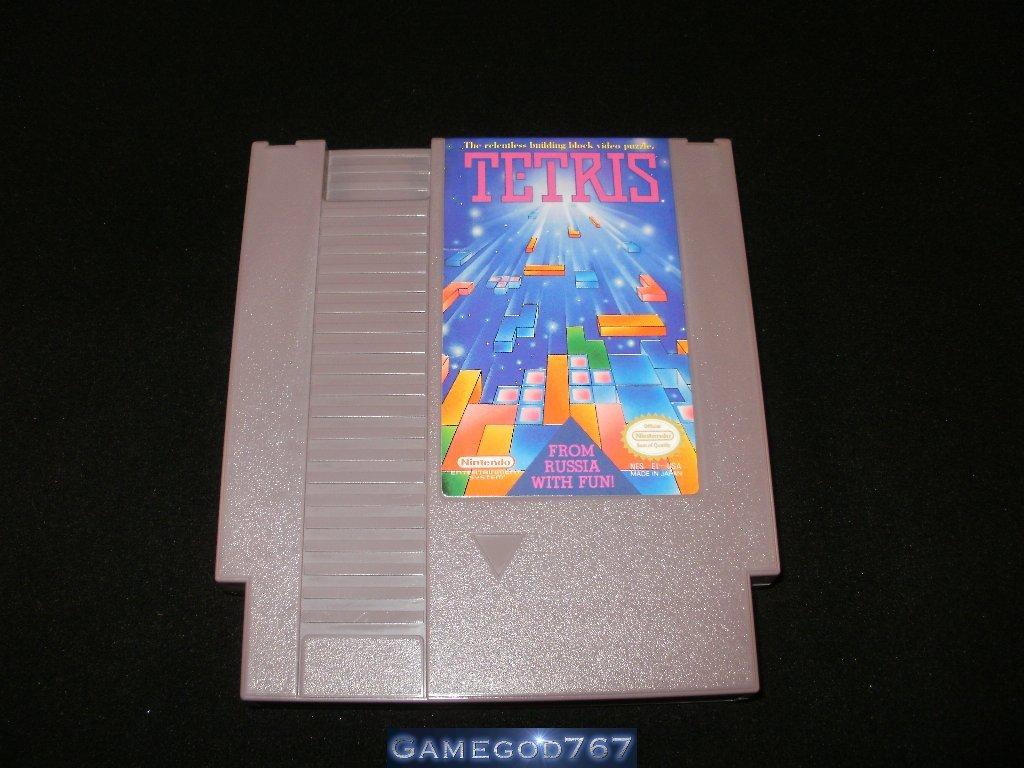 Tetris - Nintendo NES
