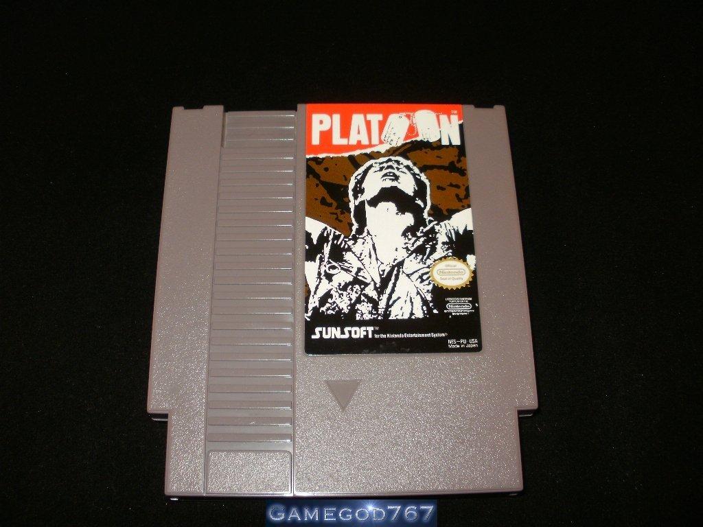 Platoon - Nintendo NES