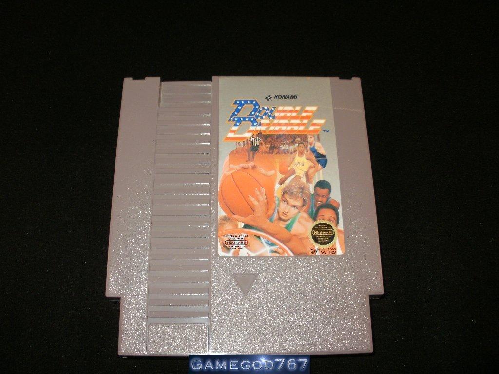Double Dribble - Nintendo NES