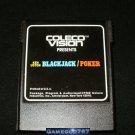 Ken Uston's Blackjack & Poker - Colecovision