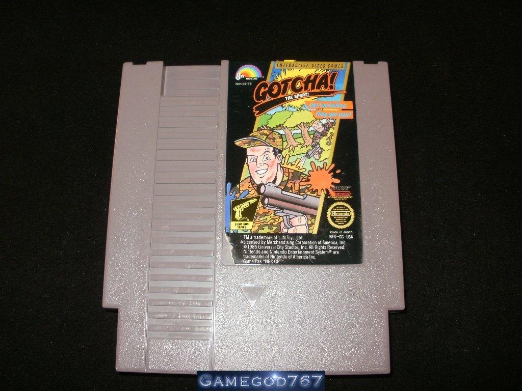 Gotcha - Nintendo NES