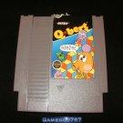 QBert - Nintendo NES