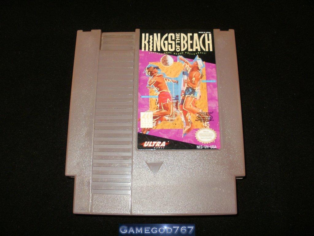 Kings of the Beach - Nintendo NES