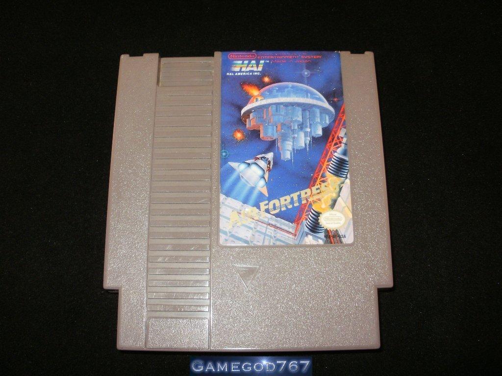 Air Fortress - Nintendo NES