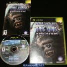 Peter Jackson's King Kong - Xbox - Complete CIB