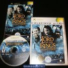 Lord of the Rings The Two Towers - Xbox - Complete CIB