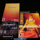 Ejay Clubworld - Sony PS2 - Complete CIB