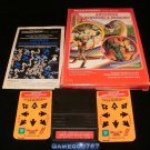 Advanced Dungeons & Dragons - Mattel Intellivision - Complete CIB