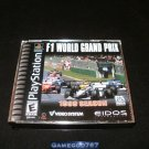 F1 World Grand Prix: 1999 Season - Sony PS1 - Complete CIB