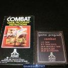 Combat - Atari 2600 - With Manual