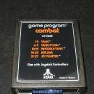 Combat - Atari 2600 - Black Label Version
