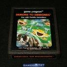 Demons to Diamonds - Atari 2600