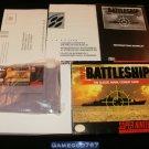 Super Battleship - SNES Super Nintendo - Complete CIB