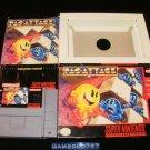 Pac-Attack - SNES Super Nintendo - Complete CIB