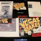 Vegas Stakes - SNES Super Nintendo - Complete CIB