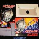 Ultraman - SNES Super Nintendo - Complete CIB