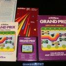 Grand Prix - Atari 2600 - Complete