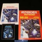 Asteroids - Atari 2600 - Complete