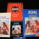 Defender - Atari 2600 - Complete