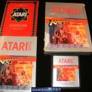 Raiders of the Lost Ark - Atari 2600 - Complete CIB