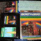 Beauty & the Beast - Mattel Intellivision - Complete CIB