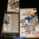 SD Gundam X Super Gatyapon World - SFC Super Famicom - Complete CIB
