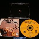 Wild Metal - Sega Dreamcast - Complete CIB