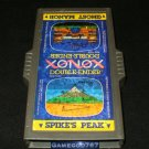 Ghost Manor Spike's Peak - Atari 2600