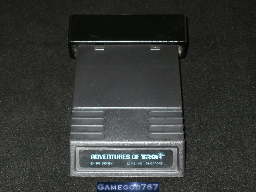 Adventures of Tron - Atari 2600