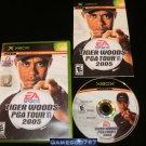 EA Sports Tiger Woods PGA Tour 2005 - Microsoft Xbox - Complete CIB