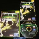 Hulk - Xbox - Complete CIB