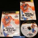 NBA Live 2005 - Xbox - Complete CIB