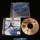 Saltwater Sport Fishing - Sony PS1 - Complete CIB
