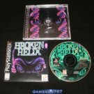 Broken Helix - Sony PS1 - Complete CIB