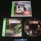 Tom Clancy's Rainbow Six - Sony PS1 - Complete CIB