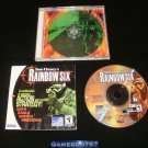 Tom Clancy's Rainbow Six - Sega Dreamcast - Complete CIB
