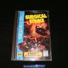 Surgical Strike - Sega CD - Complete CIB