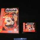 Subterrania - Sega Genesis - With Box
