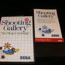 Shooting Gallery - Sega Master System - Complete CIB