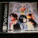 Final Fantasy VIII - Sony PS1 - Complete CIB - Black Label Version