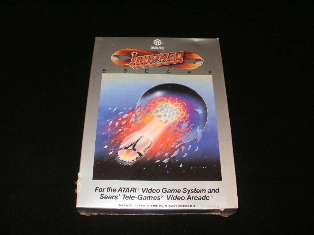 Journey Escape - Atari 2600 - New Factory Sealed