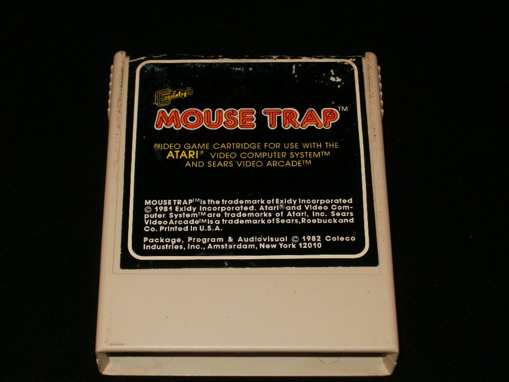 Mouse Trap - Atari 2600