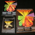 Speedway Spinout Crypto-Logic - Magnavox Odyssey 2 - Complete