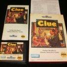 Clue - Sega Genesis - Complete CIB